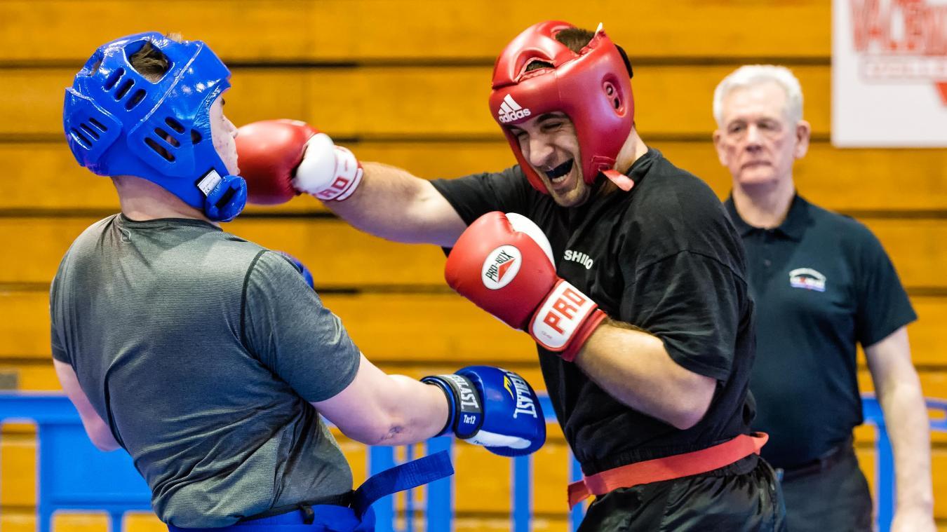 Sport de combat valenciennes