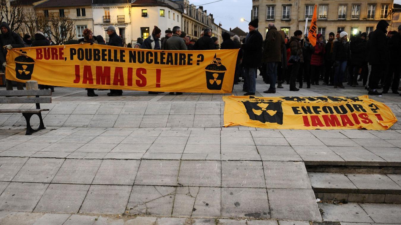 Manifestation des opposants au projet Cigéo interdite ce week-end — Bure