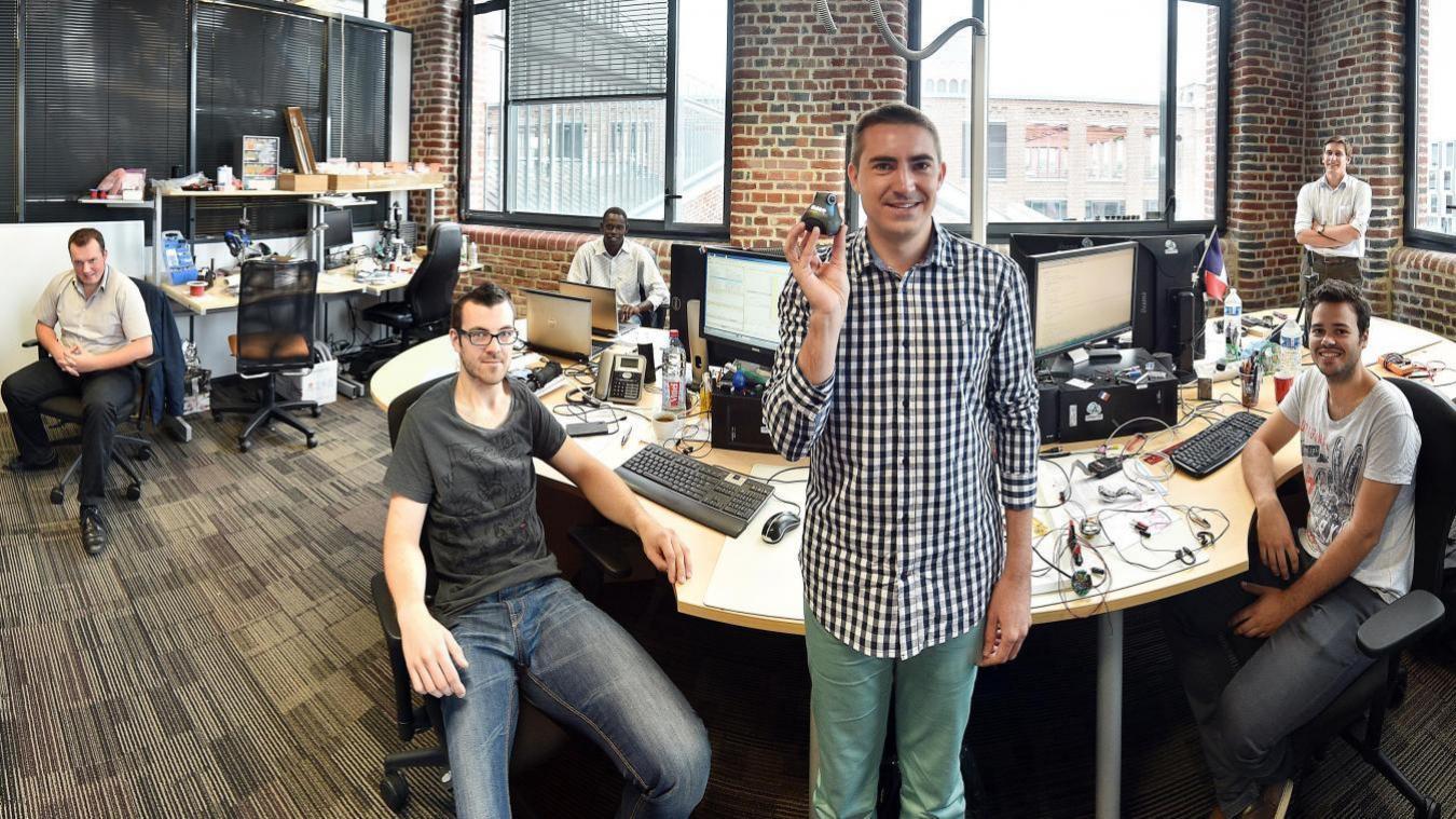 Giroptic, constructeur de caméras 360°, met la clé sous la porte — Lille