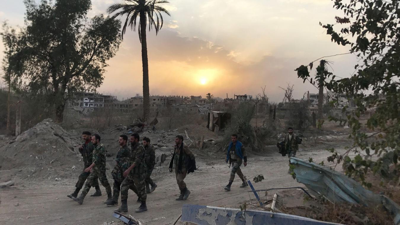 Français morts en Irak et en Syrie depuis 2014
