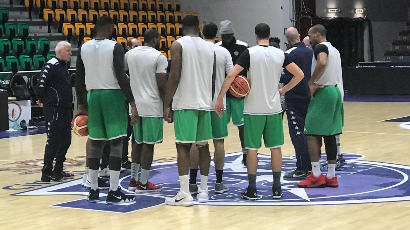 Basket Quand Le Kine Du Portel Bat Deux Joueurs Au Concours
