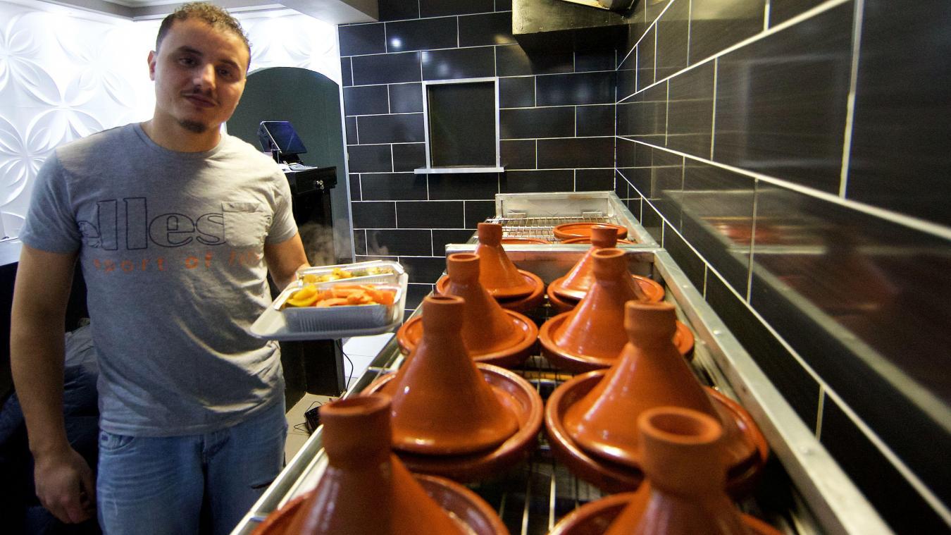 Calais : Le couscous à domicile, désormais, c'est possible
