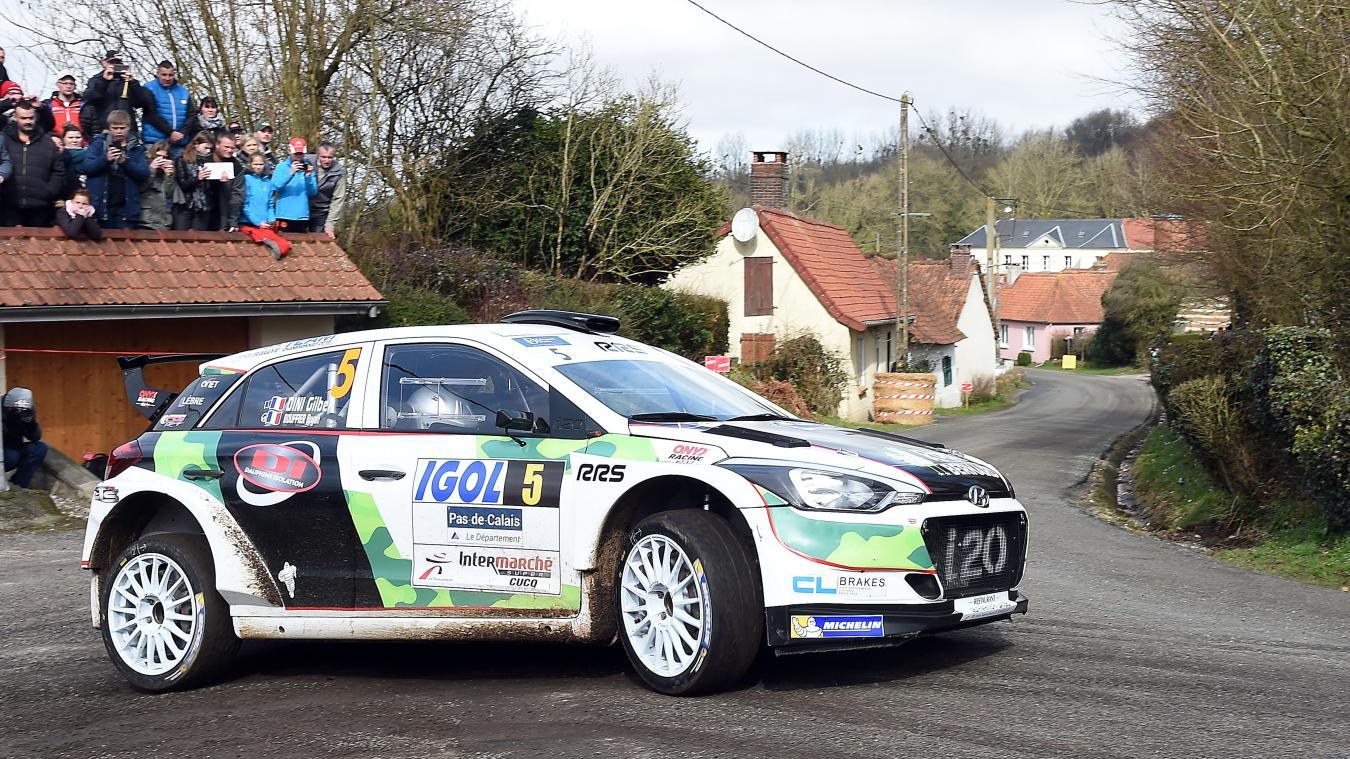 Rallye nord pas de calais 2018