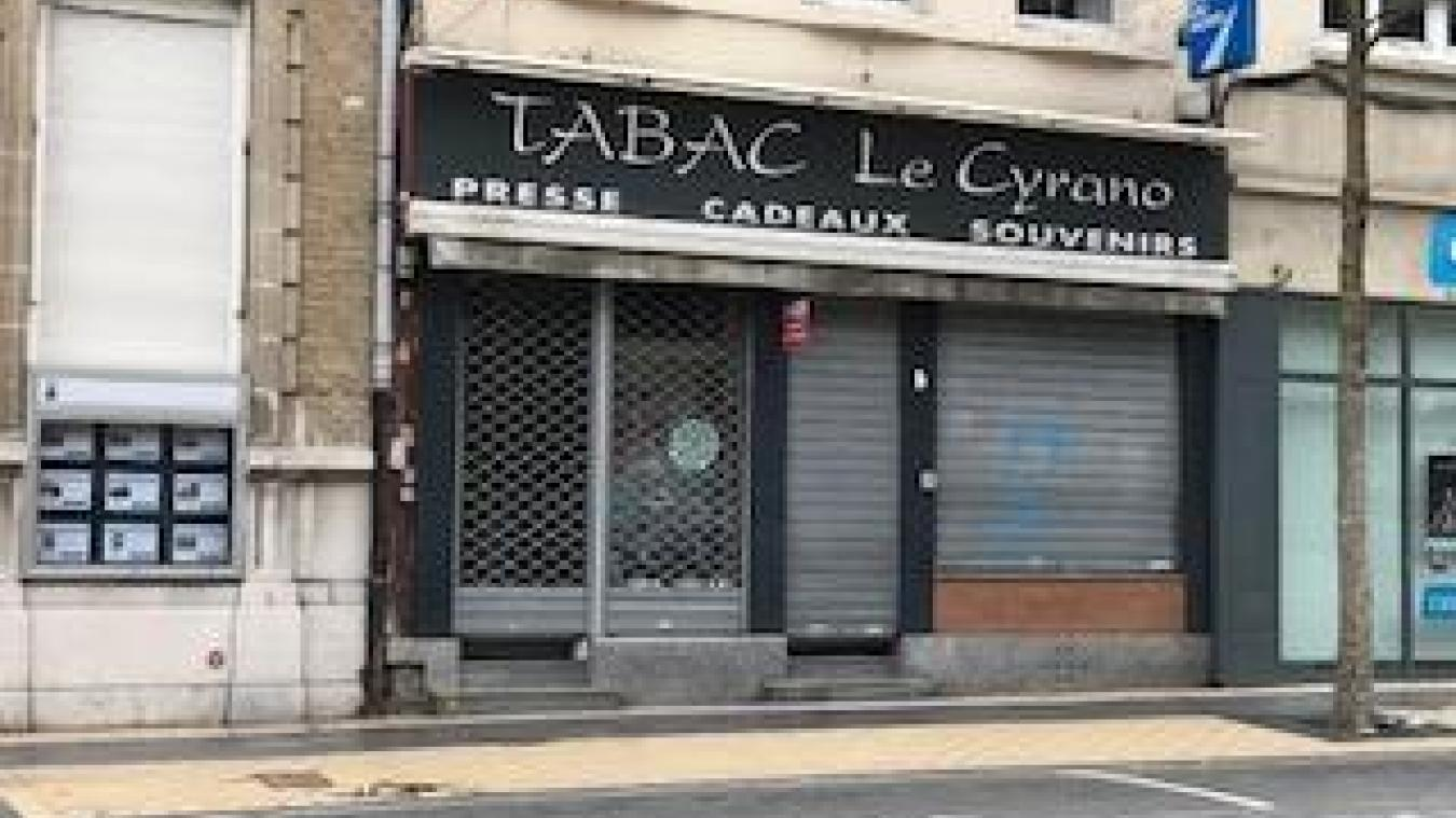 Calais condamné pour avoir brisé la vitrine du tabac le cyrano