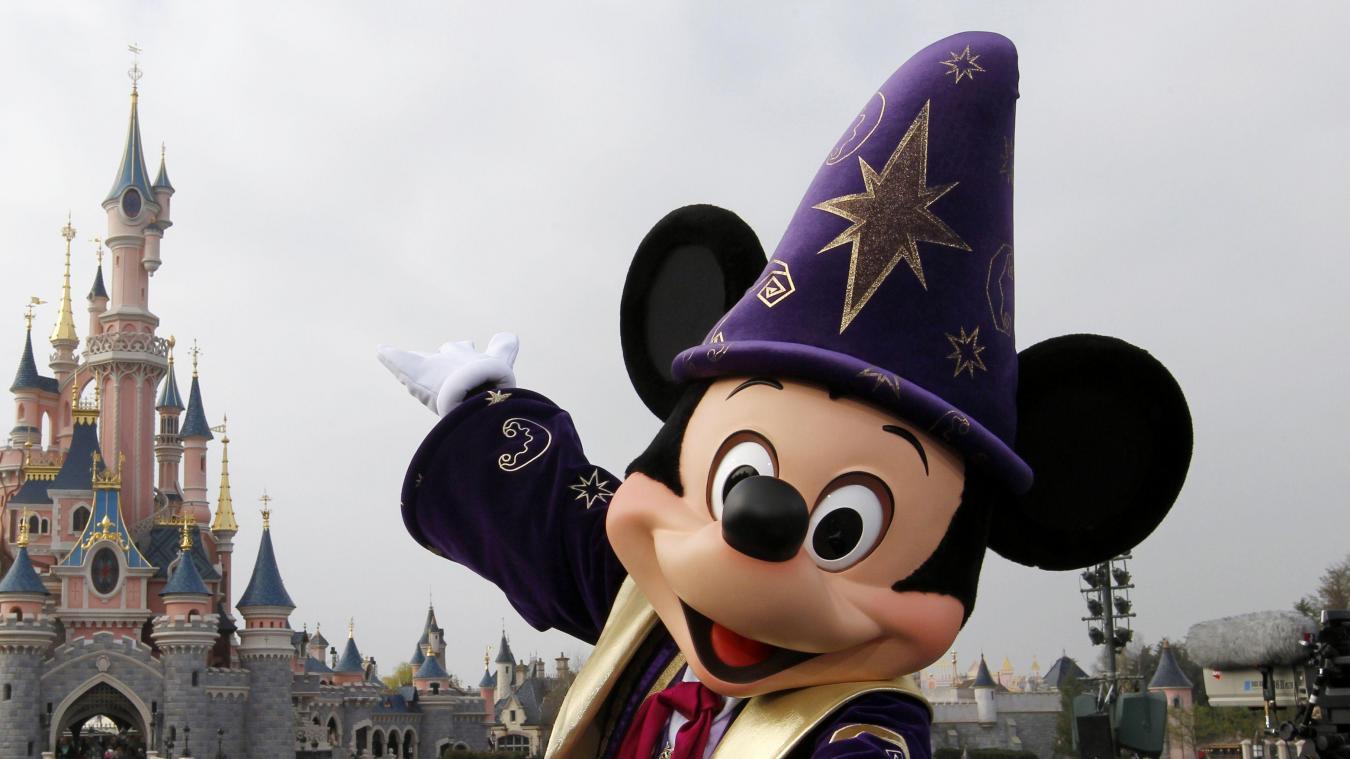 Mickey sur des pièces à l'effigie de la Normandie — Monnaie