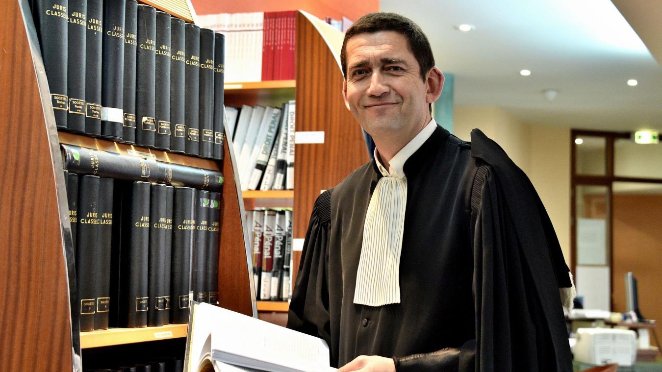 L'avocat Jean-Yves Moyart défendait le fonctionnaire contrôlant toute la chaîne ayant permis la surfacturation. PHOTO ARCHIVES PATRICK JAMES