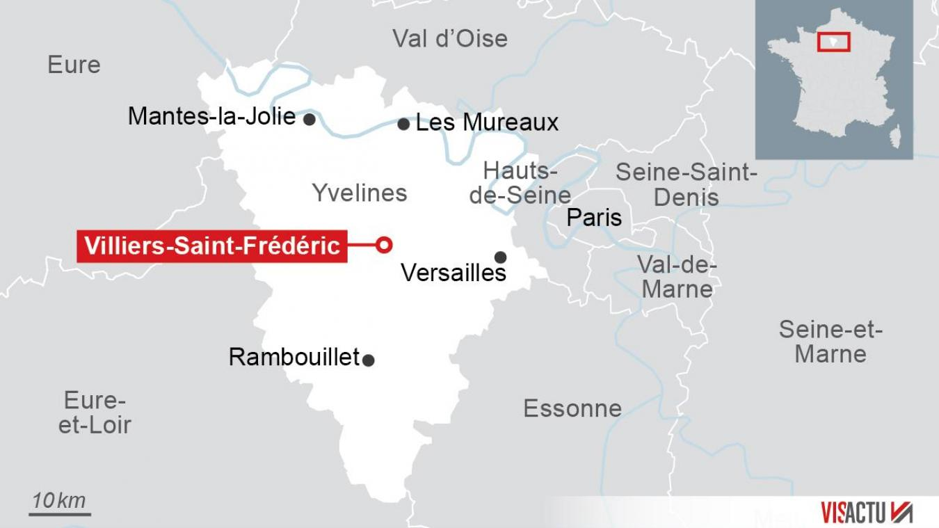 Yvelines : un enfant retrouvé mort, sa mère recherchée