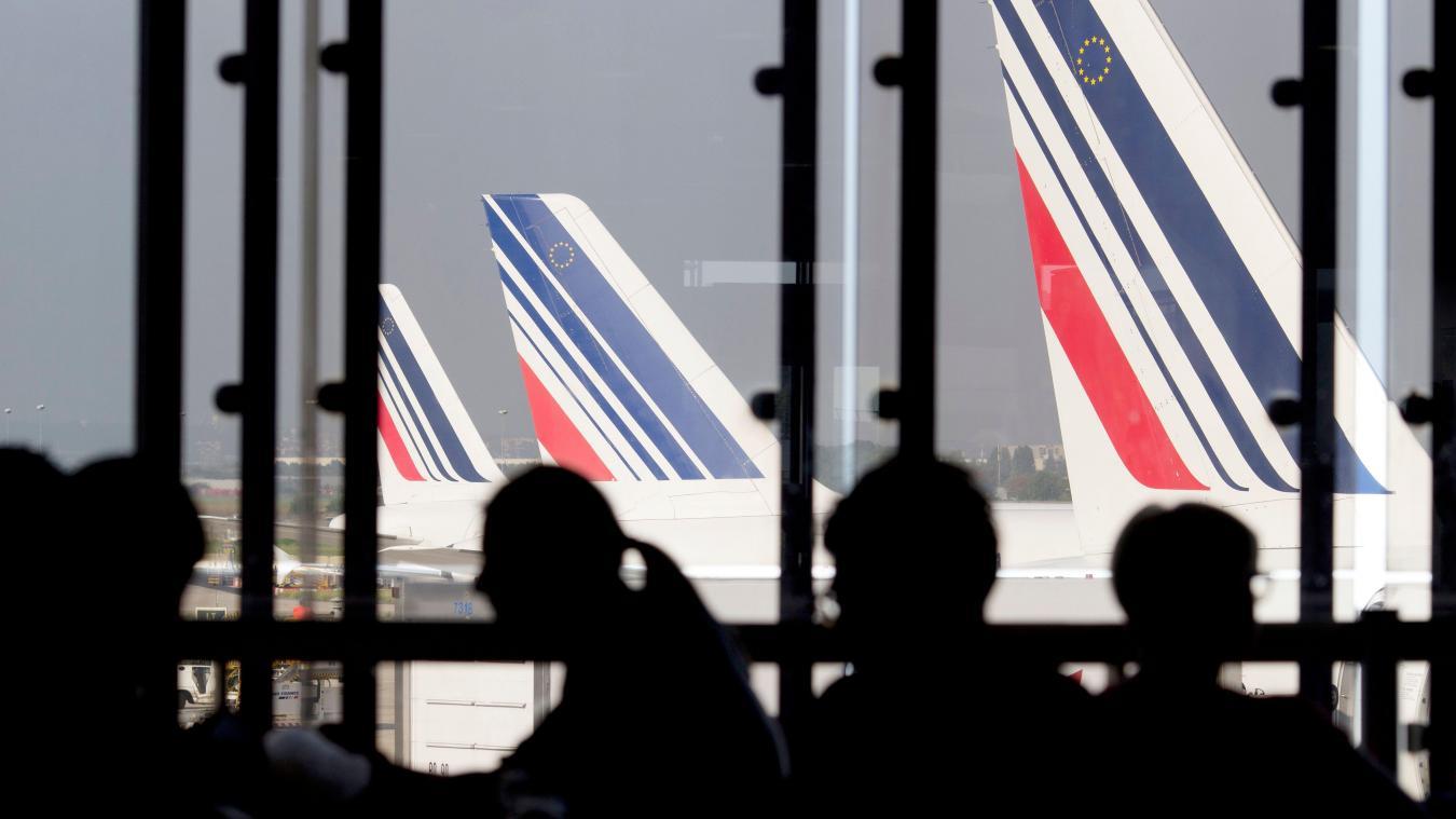 Deux jours de grève supplémentaires en avril — Air France