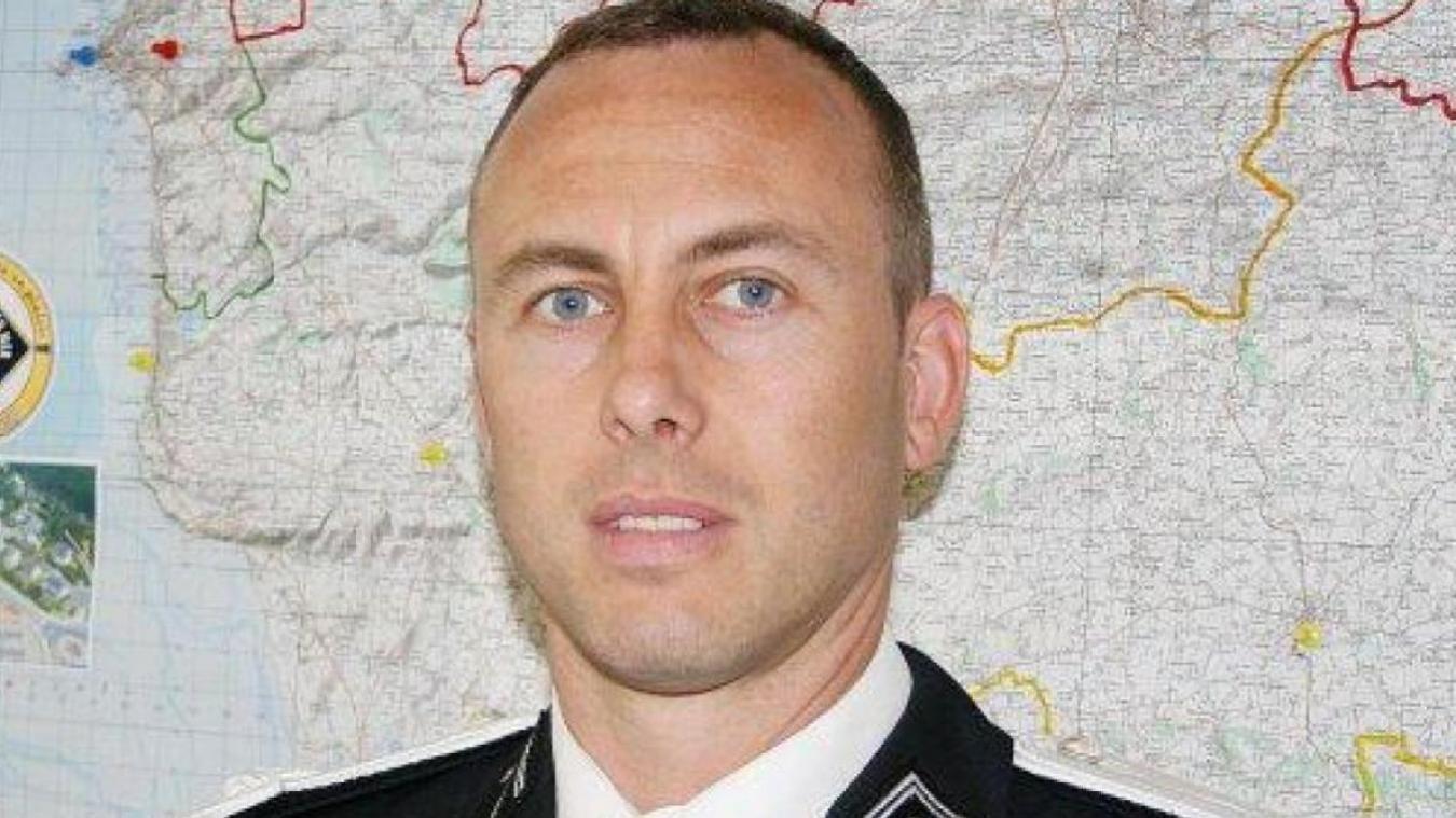 Attentat dans l'Aude : la gendarmerie rend hommage à Arnaud Beltrame