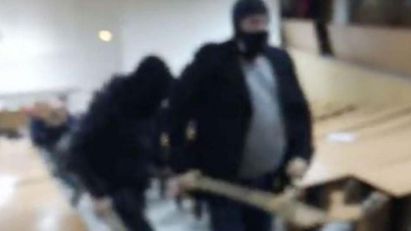 Le doyen de l'université démissionne après l'irruption d'un commando armé — Montpellier