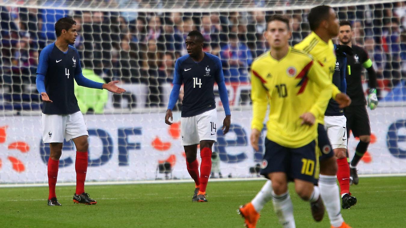 Équipe de France : La réaction de Deschamps après la victoire en Russie !