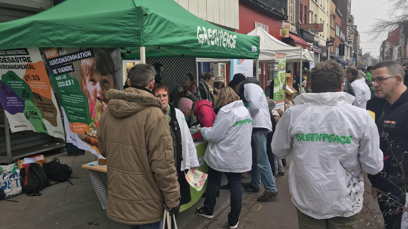Greenpeace porte plainte contre une députée LREM pour