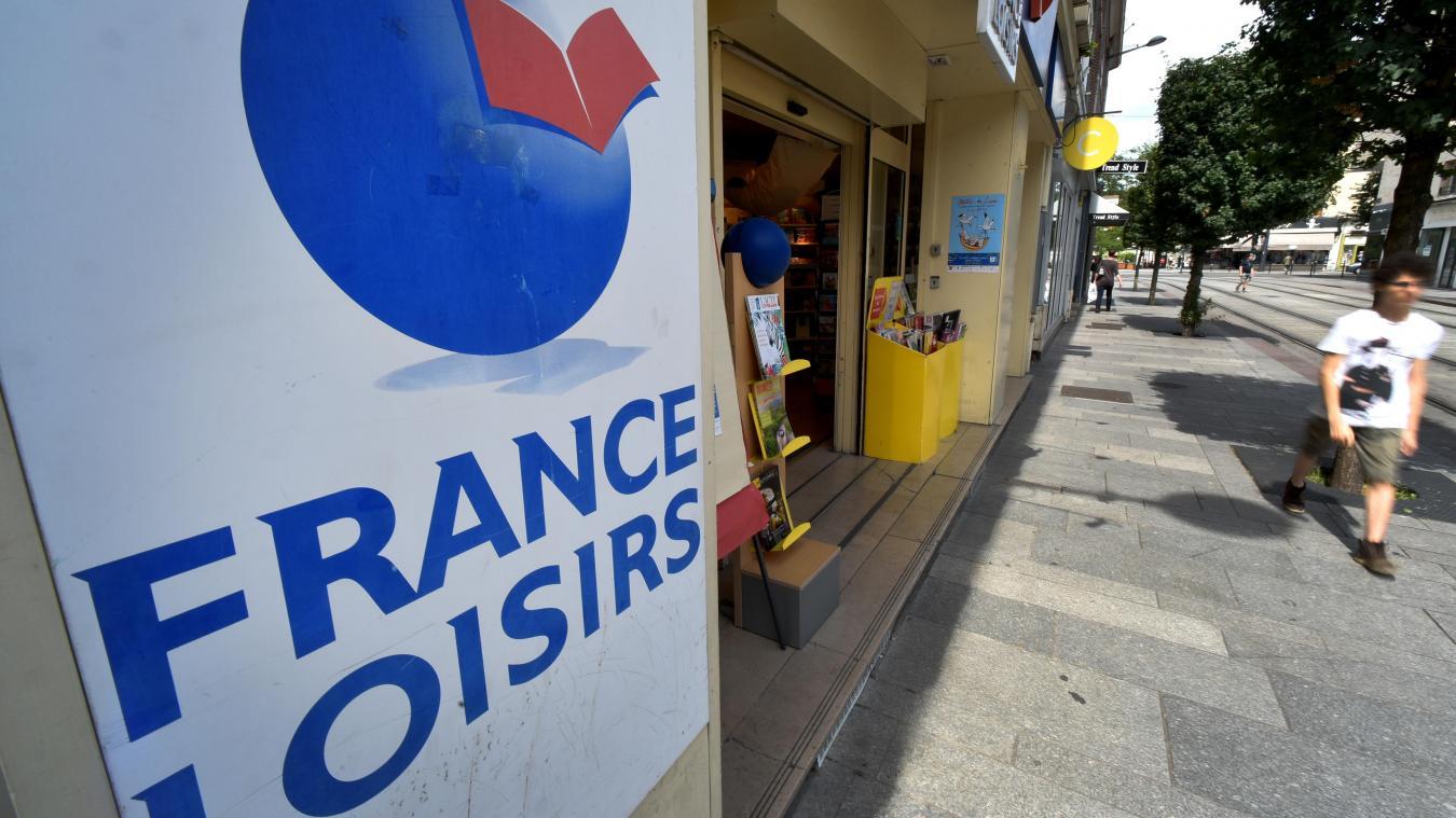 France Loisirs prévoit de supprimer un emploi sur quatre en France