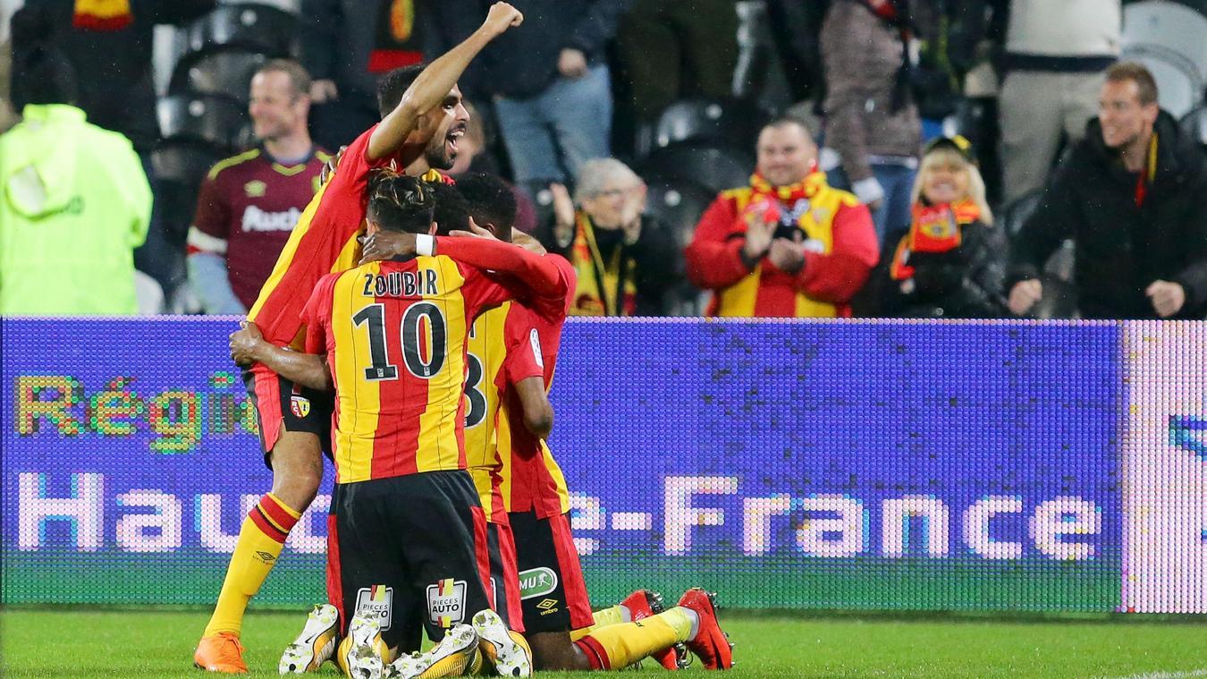 Ligue 2 : Lens a bien failli tout gâcher contre Châteauroux