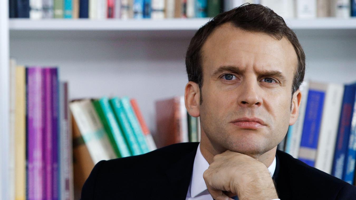 Politique Emmanuel Macron Sera Jeudi Au Jt De 13h Sur Tf1 Pour Un Grand Entretien En Direct