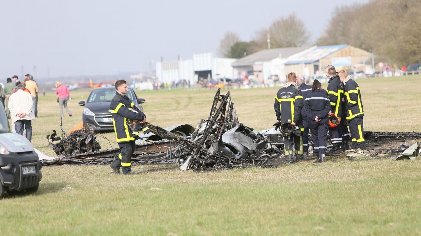 Deux morts dans le crash d'un avion de collection — Pas-de-Calais