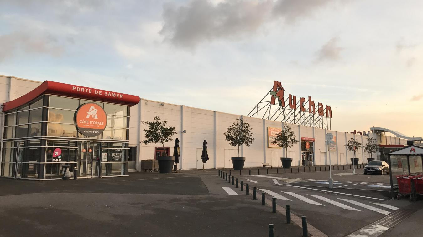 Saint Martin Boulogne L Hypermarché Auchan Pourrait Ouvrir
