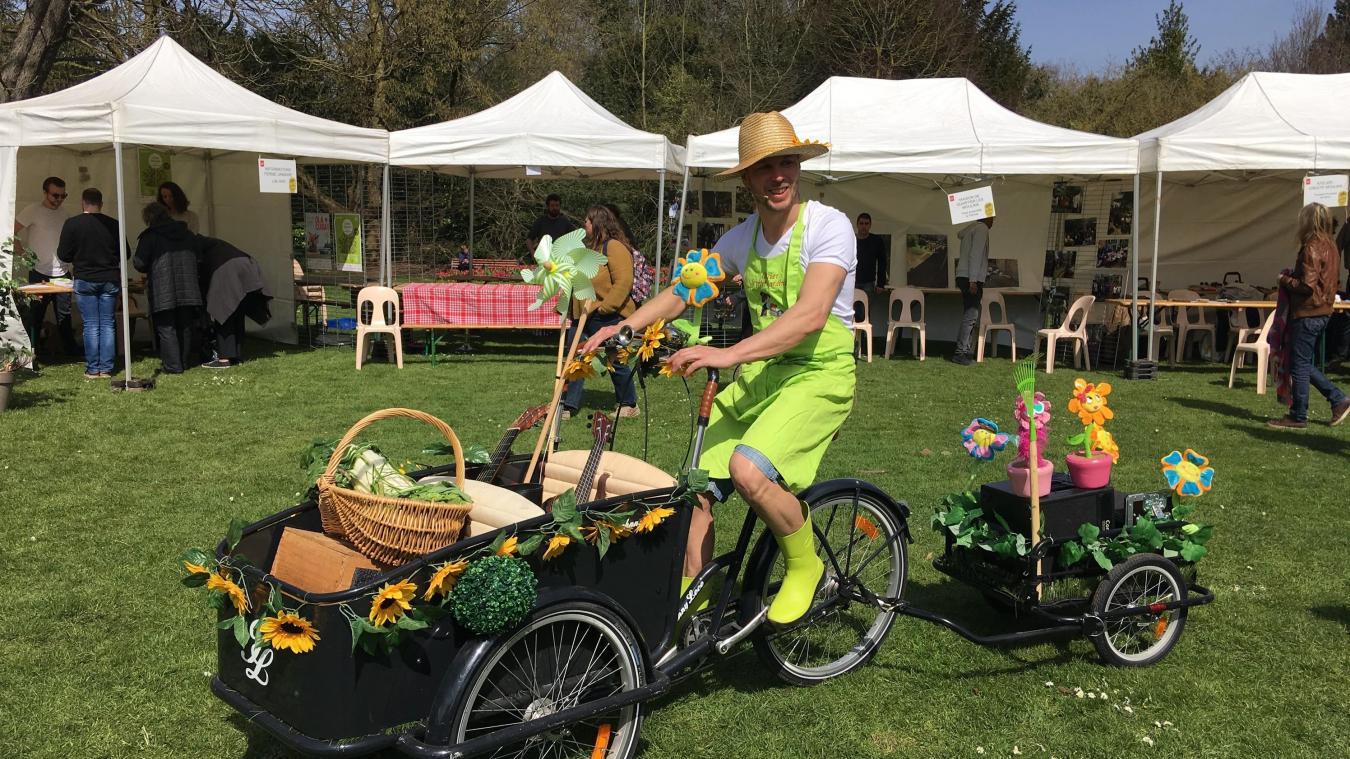 Moulins: Le printemps est arrivé au Jardin des plantes