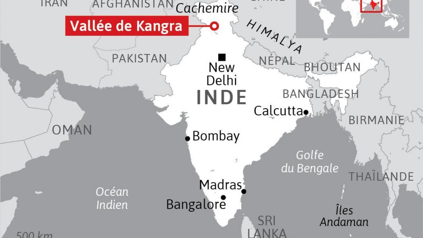 30 morts dont 27 enfants dans un accident d'autocar — Inde