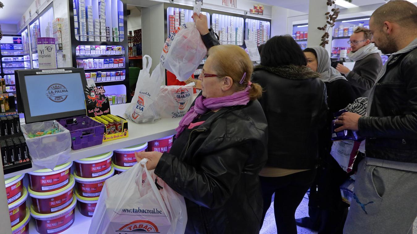Adamas Cigarettes lille: un paquet de cigarettes sur trois vient du marché parallèle