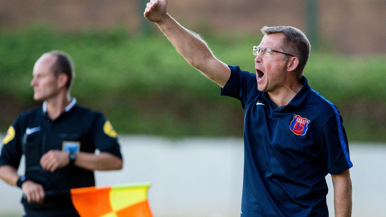 Football (N2): Reynald Dabrowski est déjà dans le vif du sujet avec l'Iris Croix - La Voix du Nord