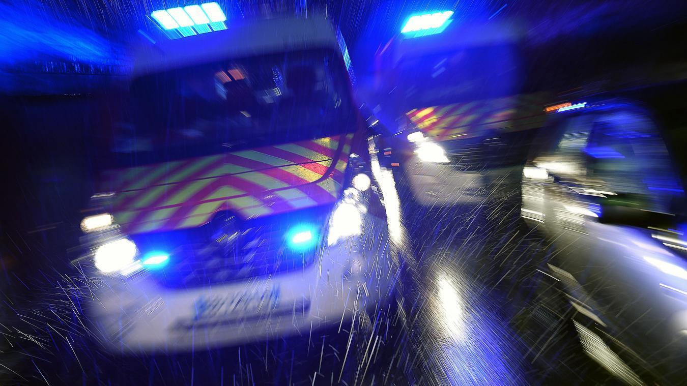 Un drame est survenu cette nuit, vers 3 h, sur la commune d'Estrée, un village proche de Montreuil.