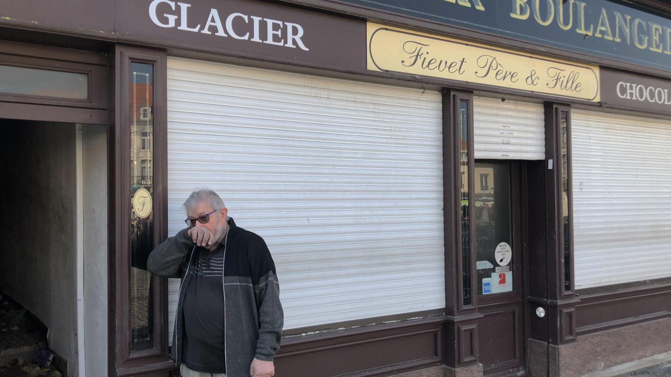 Aire Sur La Lys Violent Incendie A La Boulangerie Fievet Le Jour D
