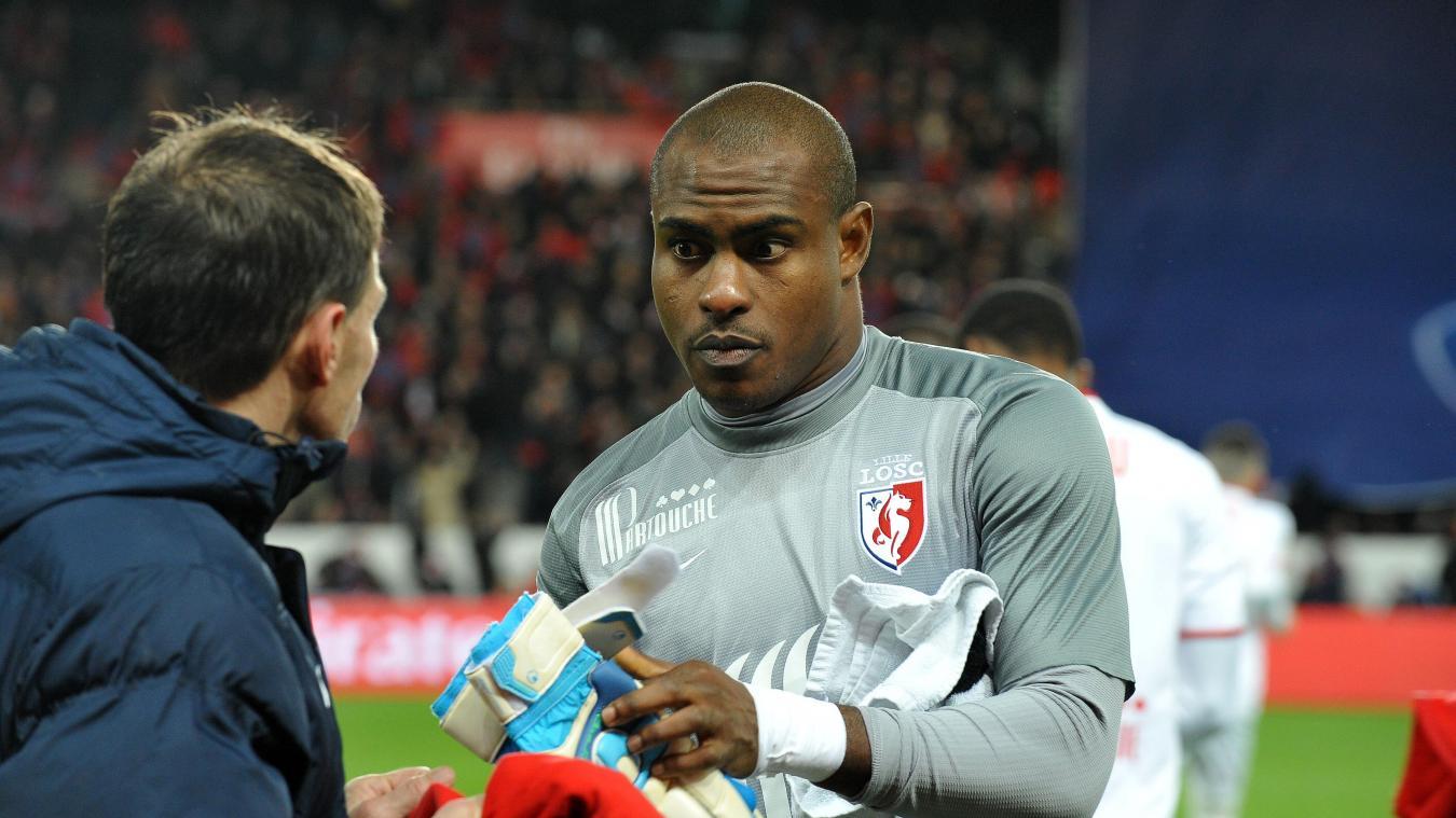 Enyeama, un problème avec le club — Lille