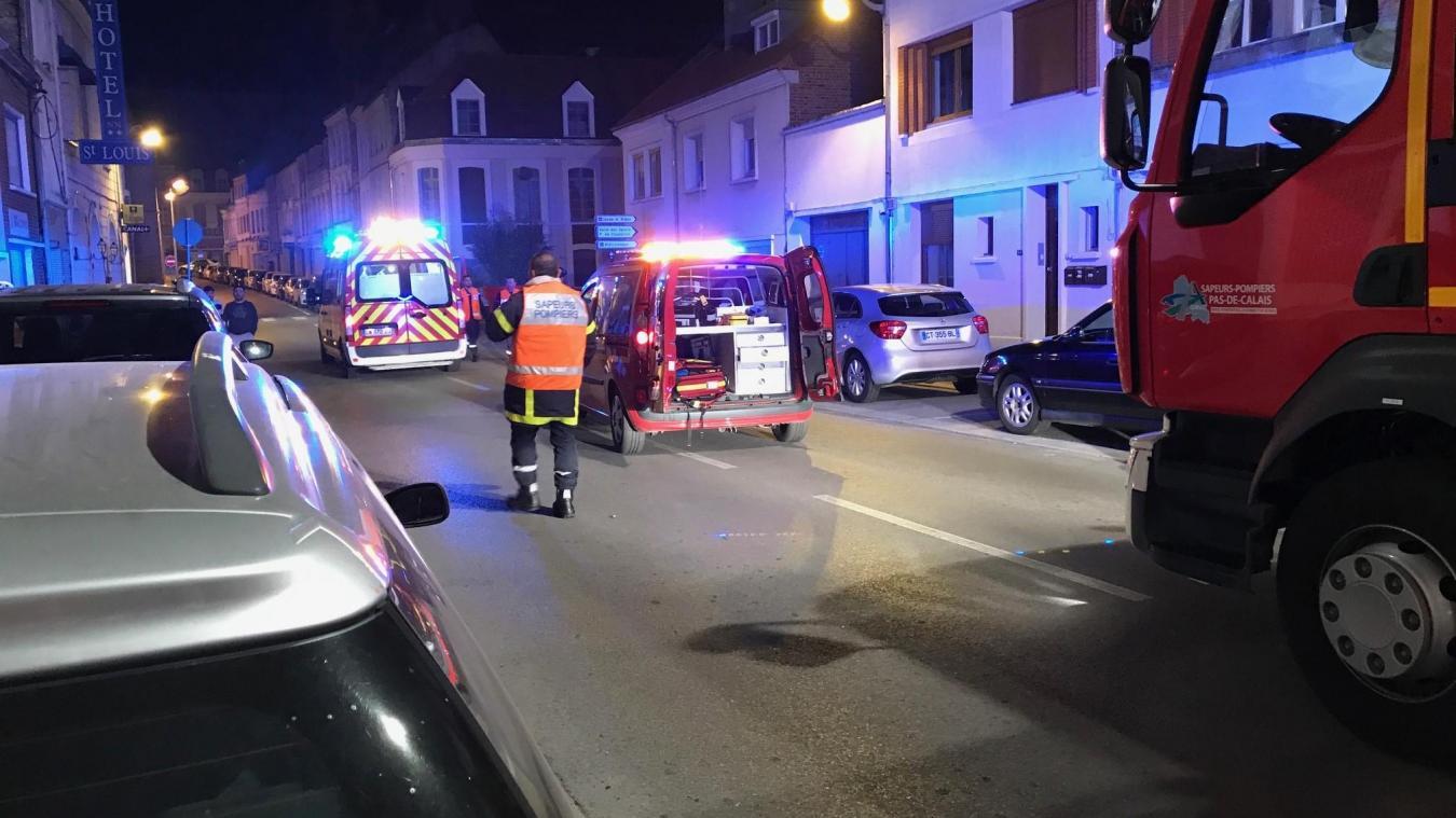 Mort d'un quinquagénaire percuté volontairement par une voiture — Pas-de-Calais