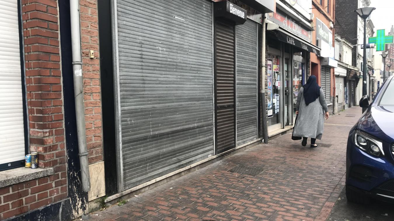Grièvement blessé par balle, en pleine rue — Roubaix