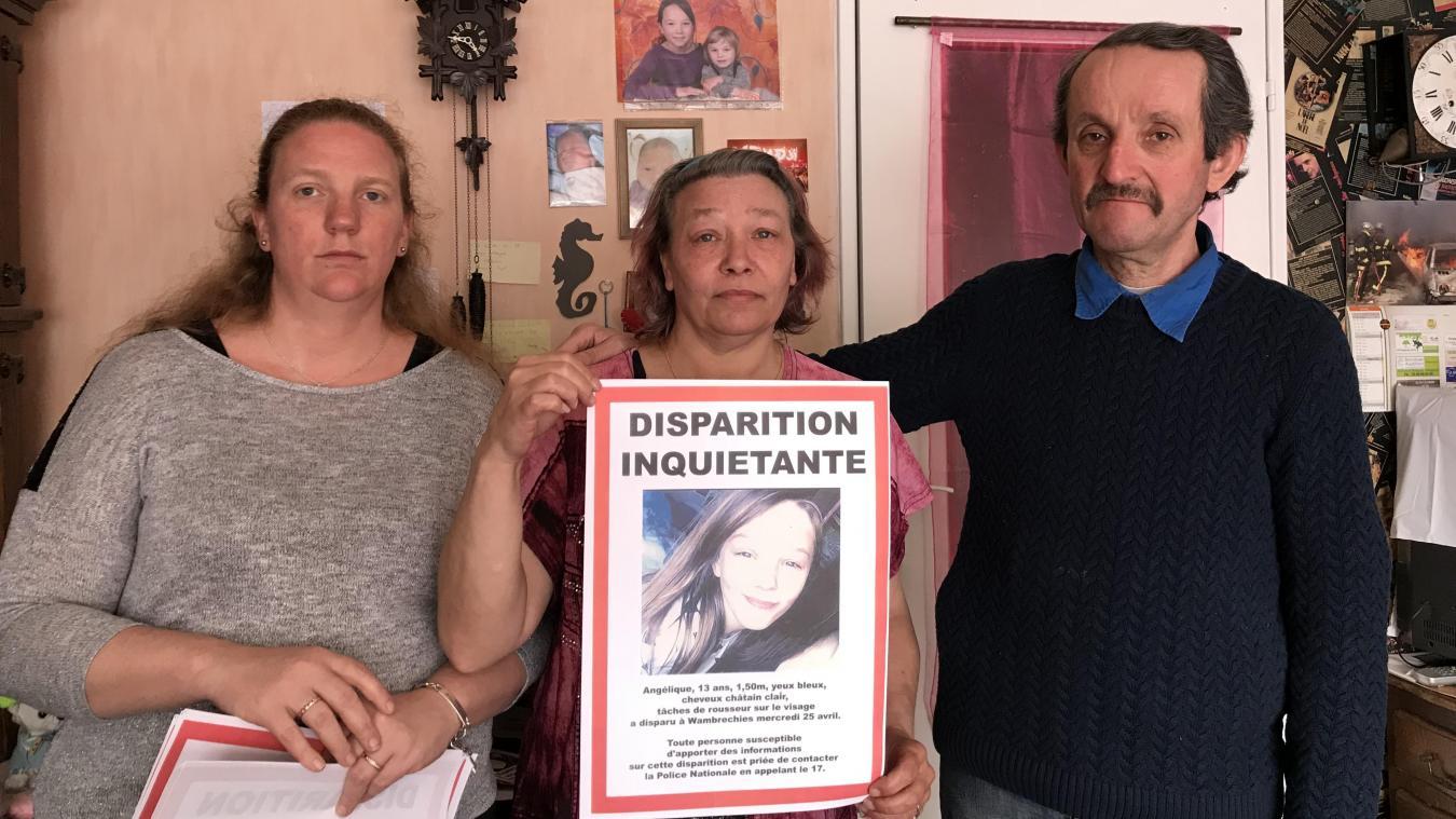 Le corps d'une adolescente disparue retrouvé, un homme interpellé — Nord