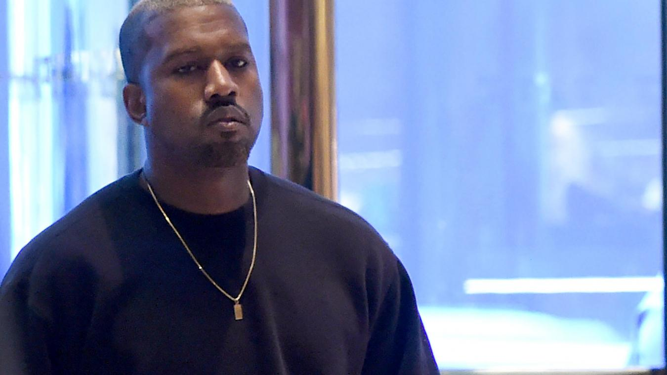 Le rappeur Kanye West crée la polémique après des propos sur l'esclavage