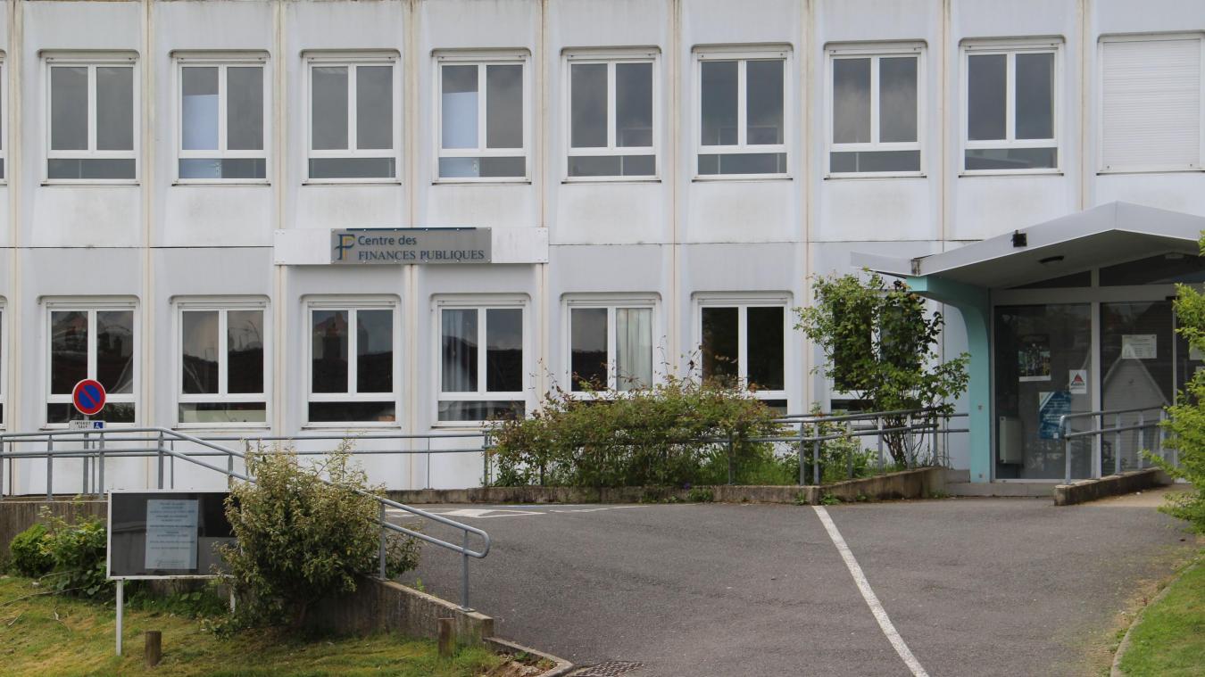 Centre des Impots en Montreuil sur Mer