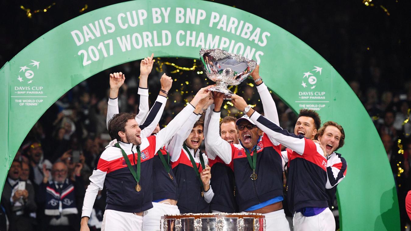 La demi-finale France-Espagne se disputera à Lille — Coupe Davis