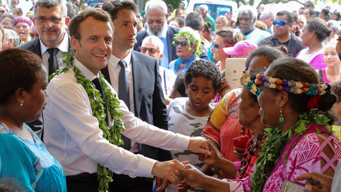 Nouvelle-Calédonie : une visite sensible pour Emmanuel Macron