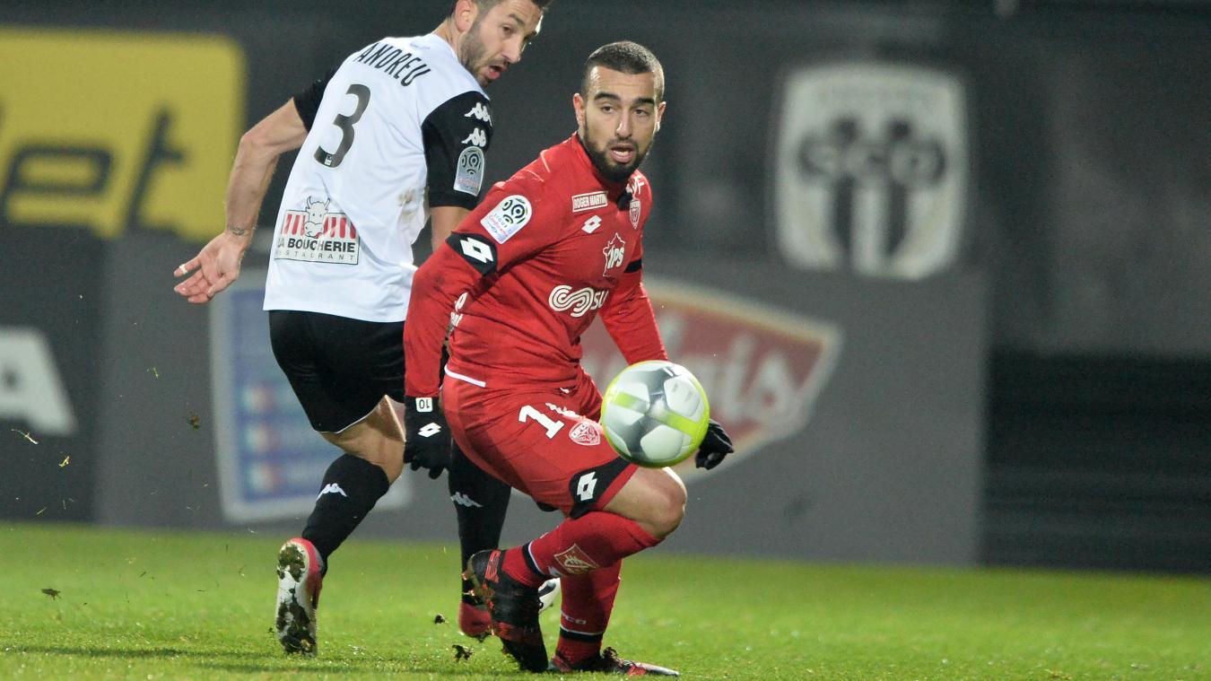 Le groupe de Galtier pour la réception de Dijon FCO — Lille OSC