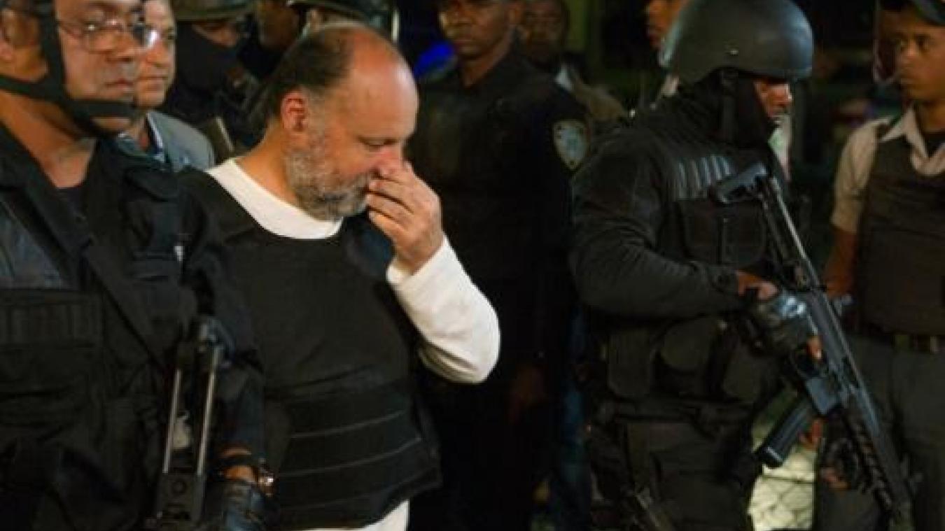 Christophe Naudin est sorti de prison — Affaire