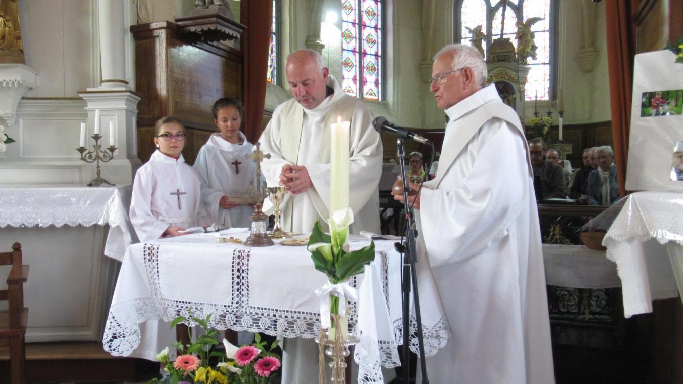 Nort-Leulinghem - Fabian Lenglet, le curé fan de Lens ...