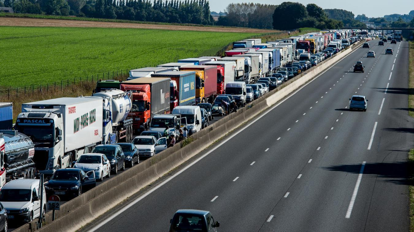 """Résultat de recherche d'images pour """"autoroute bouchon"""""""