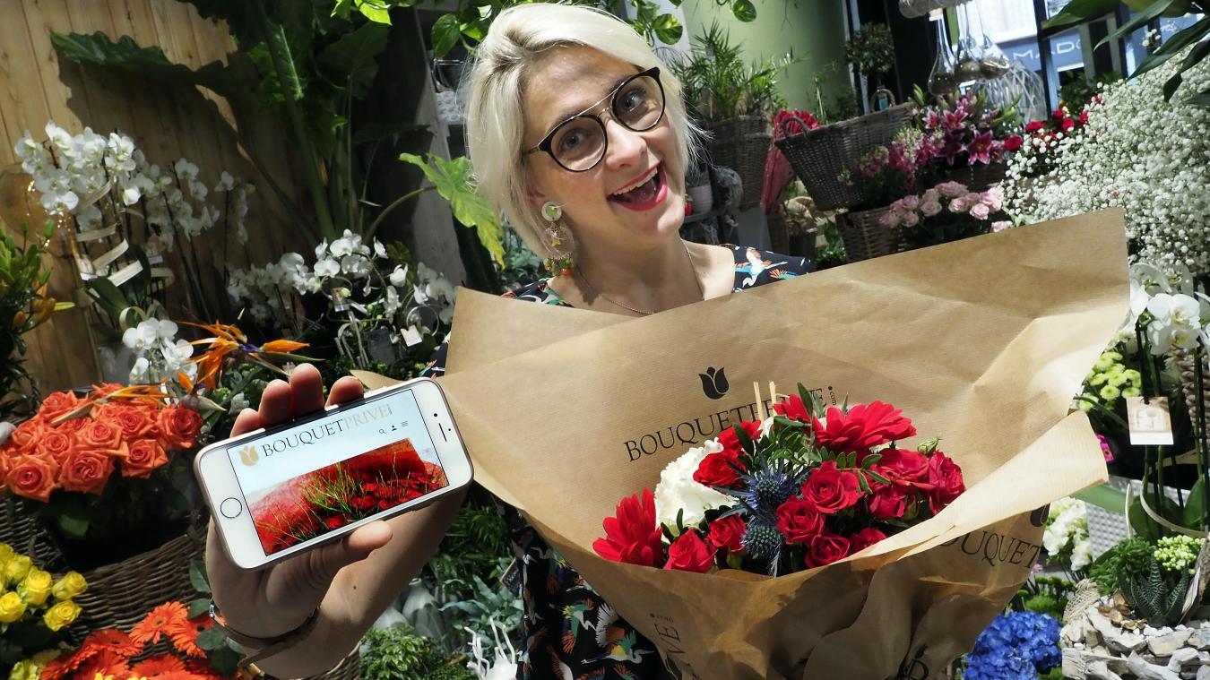 Cambr sis bouquet le nouveau concept de for Vente de bouquet de fleurs en ligne