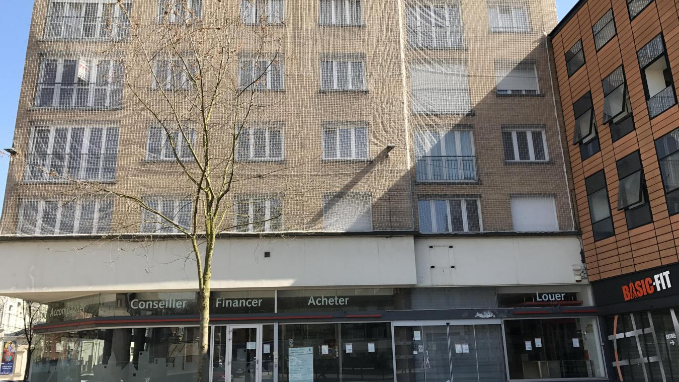Tourcoing: un nouveau grand bureau de poste en centre ville