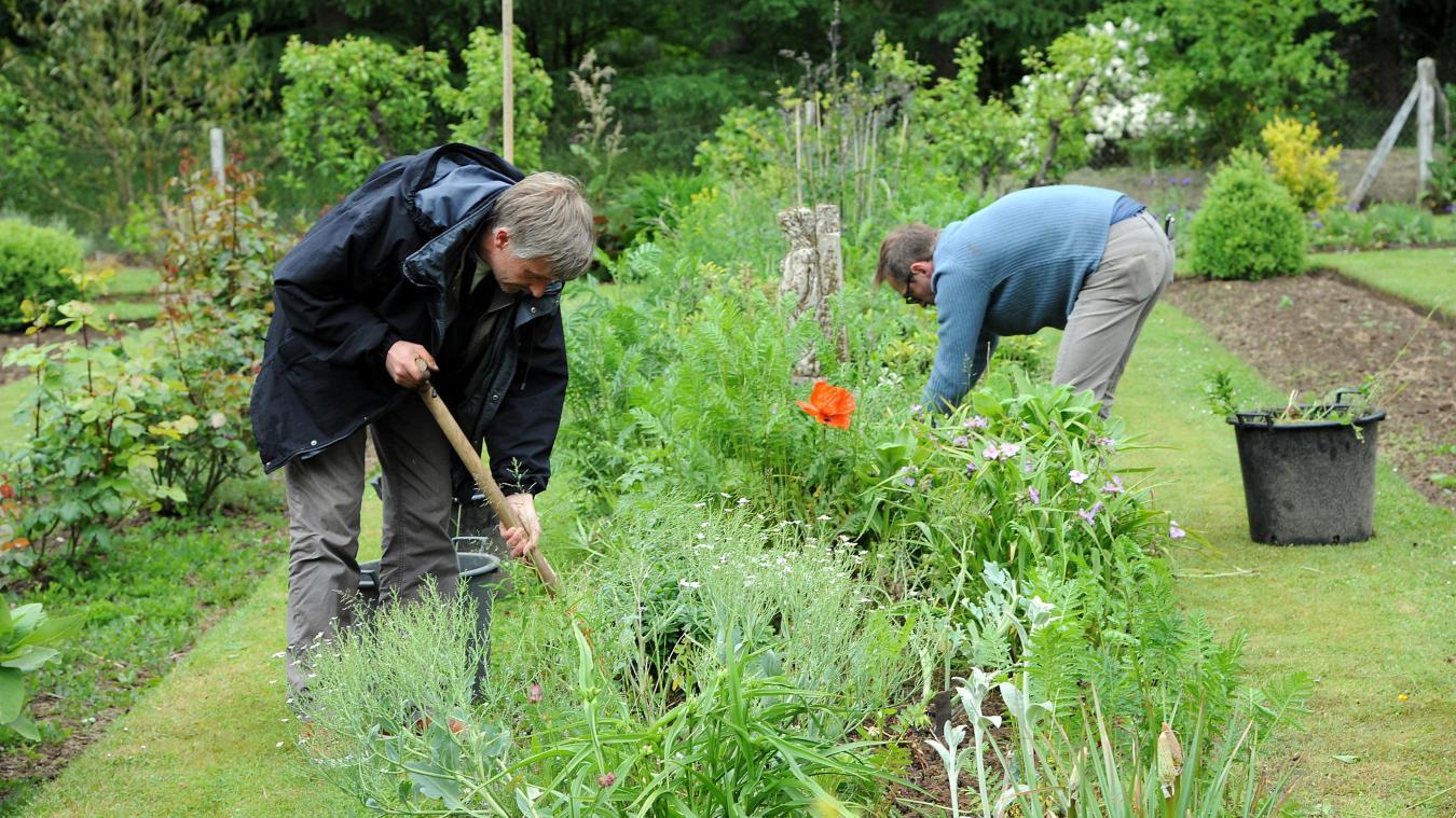 La capelle l s boulogne mettez vous au vert dans les for Plante et jardins