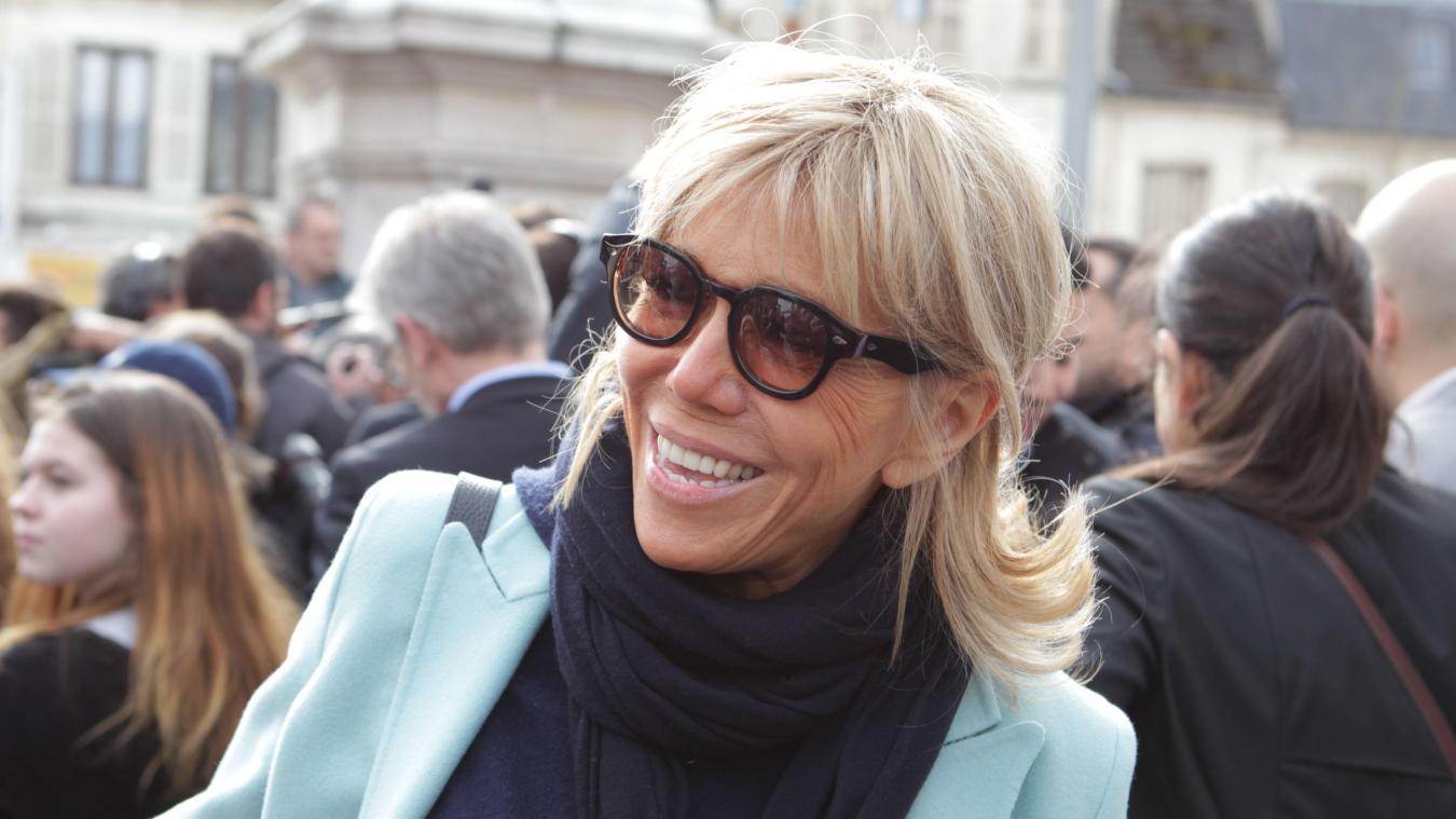 Brigitte Macron : gagne-t-elle véritablement 40 000 euros par mois?