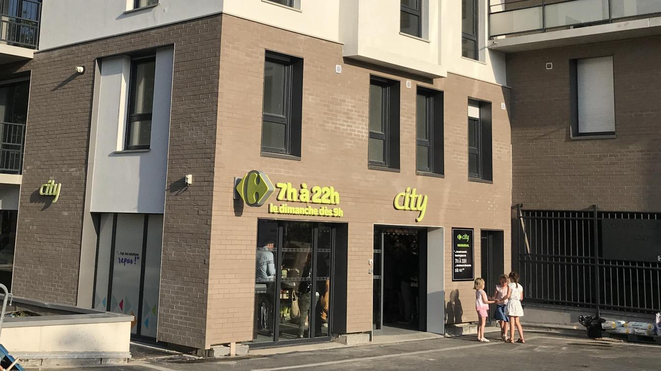 carrefour ouverture noel 2018 Wasquehal: Un magasin Carrefour City ouvre au Pavé de Lille carrefour ouverture noel 2018