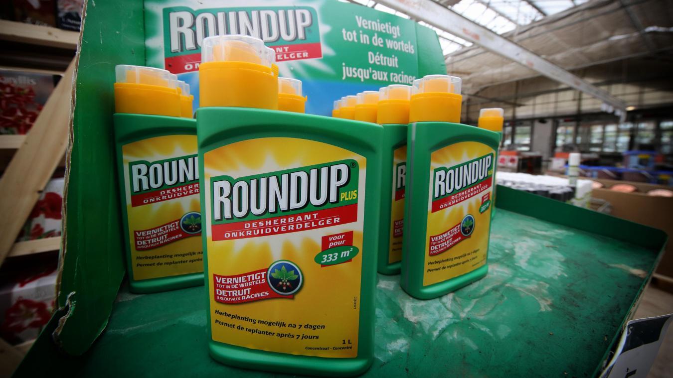 Mouscron (B) Interdit à la vente, le Roundup était ...