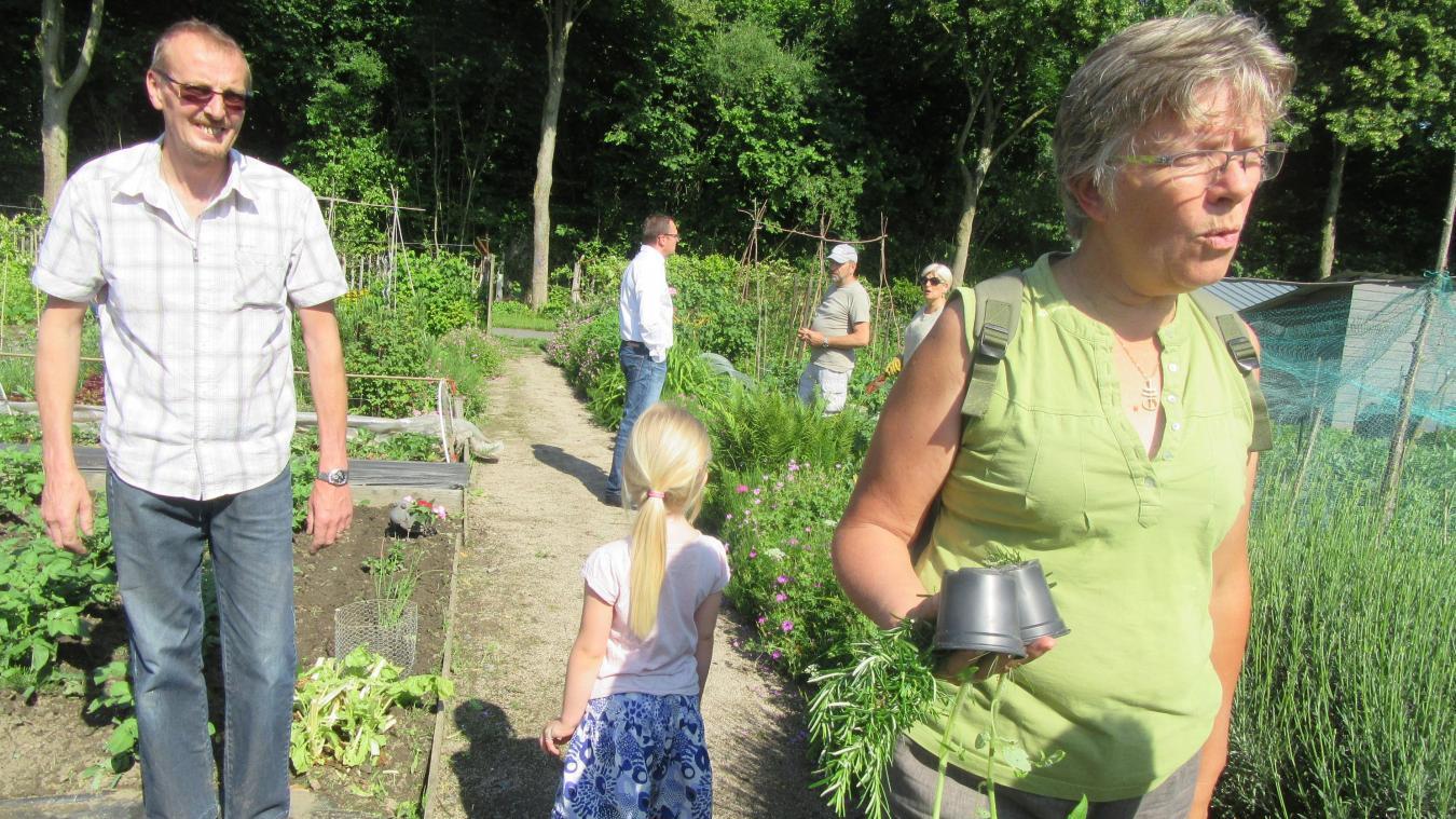 Jardin Ouvrier Le Havre toufflers bienvenue aux jardins familiaux gaïa