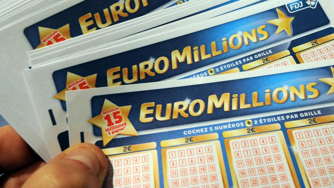 Loto Il Gagne 2 Fois Le Gros Lot De 1 Million D Euros En 18