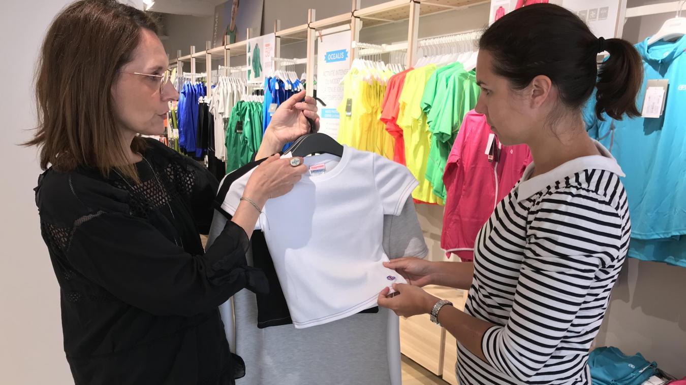 shop amazon new product Roubaix Pour ses 65 ans, Damart donne sa chance au «fabriqué ...