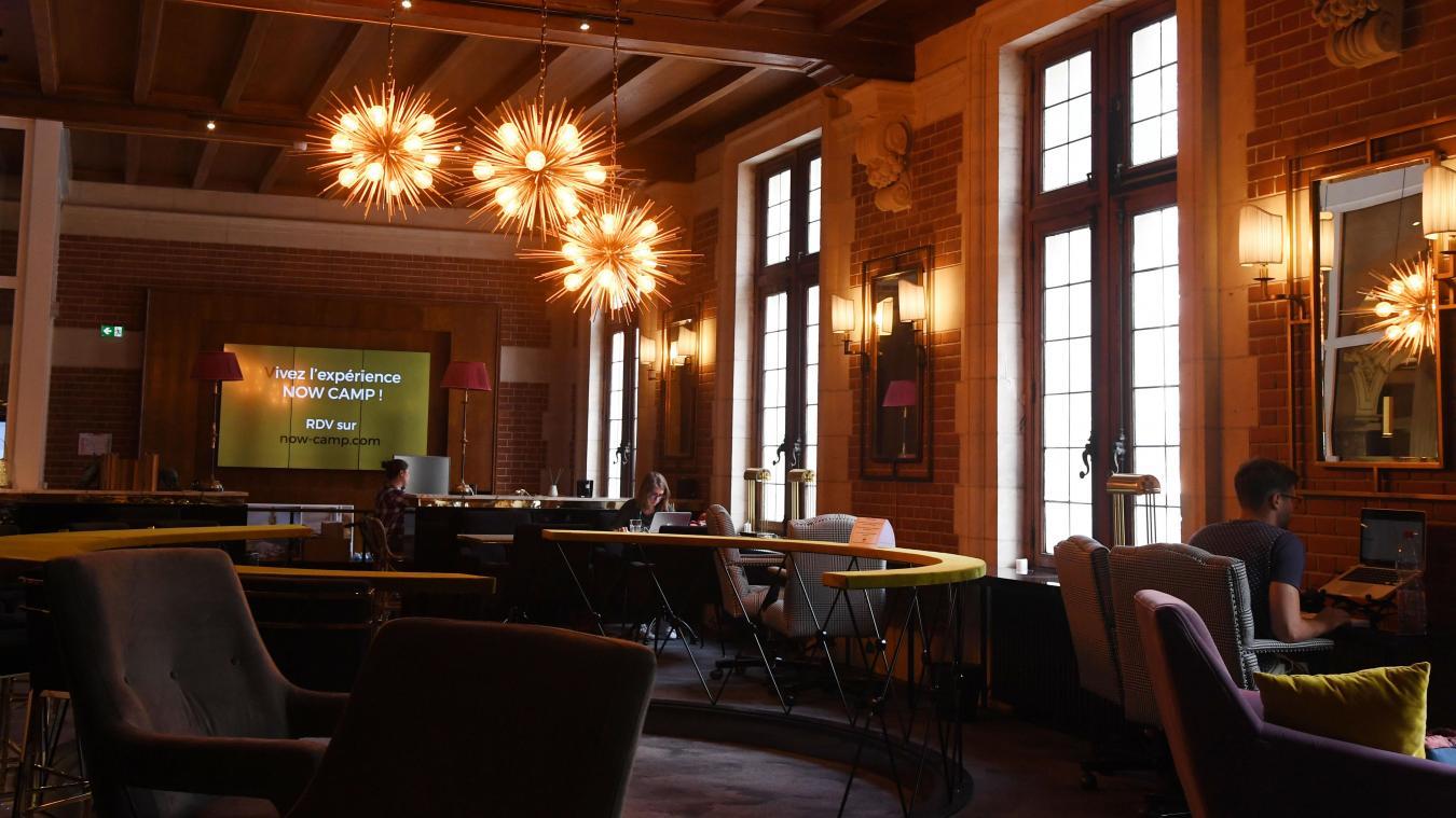 Lille: now coworking bienvenue dans le «palace» des espaces de