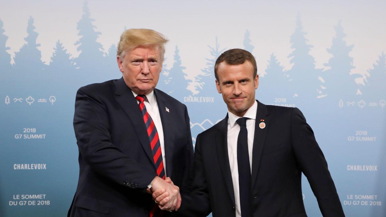 G7: Des manifestants internationaux pour accueillir Donald Trump à La Malbaie